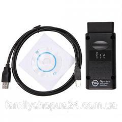 OP-COM V1.95 PIC18F458 OBD2 USB сканер диагностики