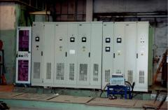 COMPLETE ELECTRIC DRIVES ON THE BASIS OF FREQUENCY