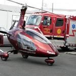Самолет для тушения лесных пожаров