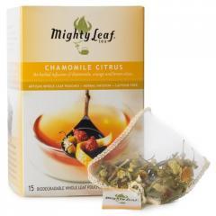 Elite Mighty Leaf tea of the USA