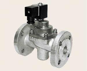 2/2-running GSR valve Series 25