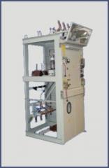 Distributing devices RU 6-10kB of the KRU, KSO,