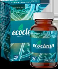 Капсулы от паразитов Ecoclean (Экоклин)