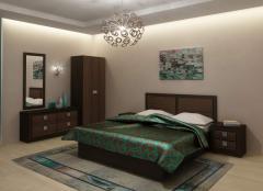 Модульная мебель Александрия бирюза от