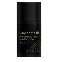 Caviar Mask (Caviar Mask) - crema per il
