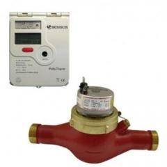 Счетчик тепла PolluTherm / 2 x WPD FS 100-70