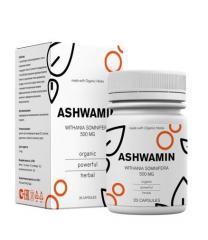 Ashwamin (Ашвамин)- капсулы от паразитов