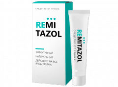 Remitazol (Ремитазол)-крем от грибковых поражений кожи