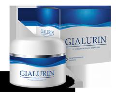 Gialurin (Гиалурин)- крем от морщин на лице и вокруг глаз
