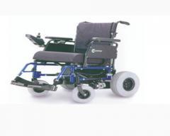 Инвалидная коляска, c электроприводом LBR-103-46