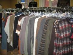 مكتب الملابس