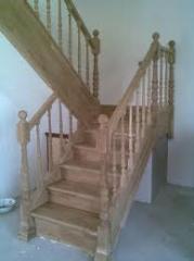 Лестницы для дачи в Ивано-Франковске, под заказ