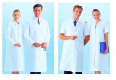 Одежда для персонала лечебных учреждений.