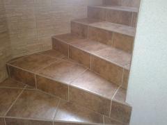Лестница из СИП-панелей