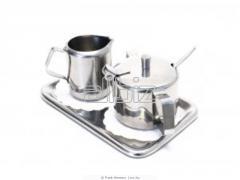 Посуда столовая металлическая