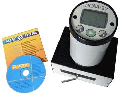 Радиометр суммарной активности альфа- излучающих