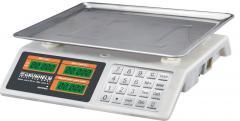 Весы торговые GSC-053 Grunhelm