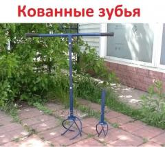 Garden cultivator manual 2in1 LARGE + SMALL