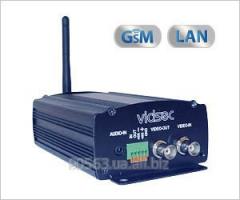 GSM alarm system, video recorder, GSM видеокодек