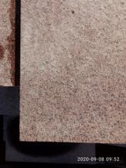 Плитка термообработанная из лезниковского гранита
