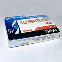 Clenbuterol (Кленбутерол)- капсулы для похудения