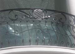Shod balconies Ukraine