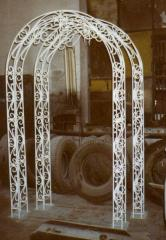 Shod arches