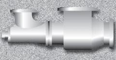 Горелки дутьевые типа «труба в трубе» серии: