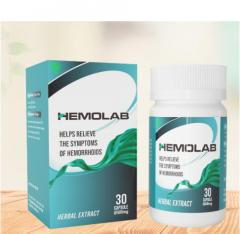 Hemolab (Гемолаб)- капсулы от геморроя