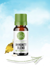 Immunity Blend (Иммунити Бленд)- капли для повышения иммунитета