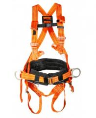 Safety harness in assortmen