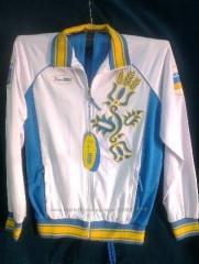 Мужской спортивный костюм Bosco Sport белый верх