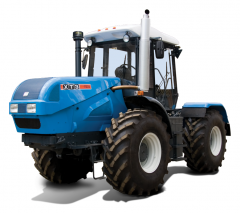 El tractor ХТЗ-17221-09 universal de rueda