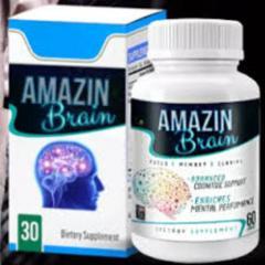 Amazin Brain (Амейзинг Врэйн)- капсулы для улучшения памяти и повышения концентрации