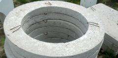 Covers from reinforced concrete for hatches of