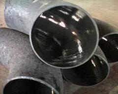 Отвод эмалированный стальные Ду 40