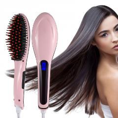 Электрическая расческа выпрямитель Fast Hair