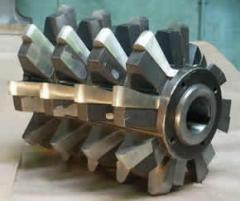 Mill modular M=4 5