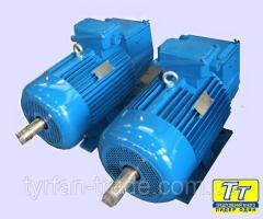 Электродвигатели к тельферам