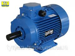 Электродвигатель АИР250М4 90кВт/1500