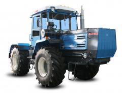 De rueda traktory del destino ХТЗ-17221/17021