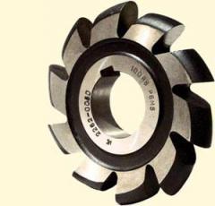 Mill semicircular convex -
