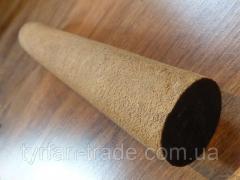 Эбонитовый пруток от 8 до 80 мм