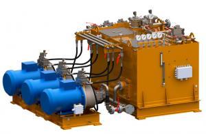 Hydraulic drive design