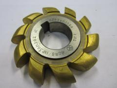 Mill of semicircular concave F 80 R4 P6M5