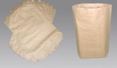 Упаковка крупногабаритная (бумажные мешки)