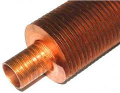 Pipes orebrenny mono - and bimetallic any sizes