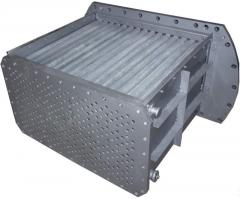 Air coolers and gas coolers pipe