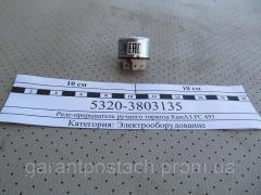Реле-прерыватель ручного тормоза КамАЗ РС 493