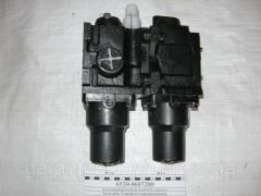 Блок гидрораспределителей кузова КамАЗ 6520 с